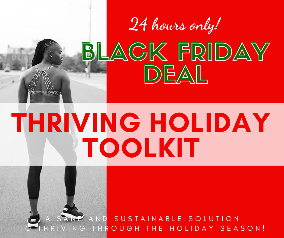 Fitness holiday toolkit